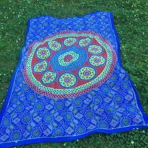 Boho Hippie Wall Tapestry